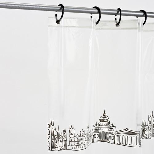 cortina baño baño