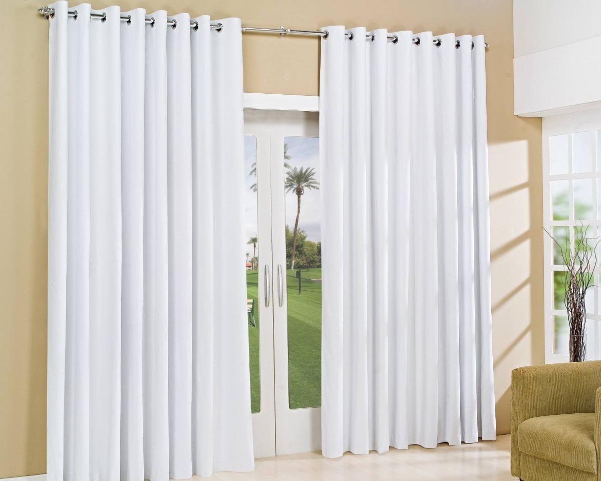 cortina para sala com blecaute de técido