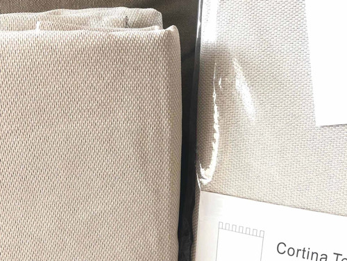 cortina blackout textil con boucle rustico dos paños unicas en calidad y confección cortinas de ambiente buena caída