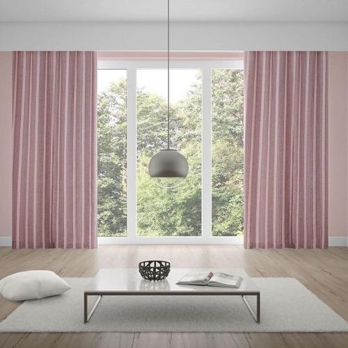 cortina chenille 2,00x2,30m para quarto e sala - taupe