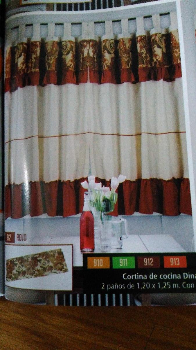 cortina cocina dina gerade modelo spring