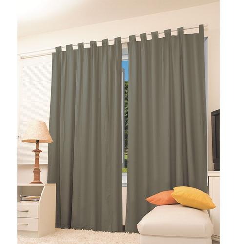 cortina corta luz blackout blecaute 2,80 x 2,00 + brinde