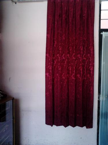 cortina de 378 x 212 en jakar a mitad de precio envio inclui