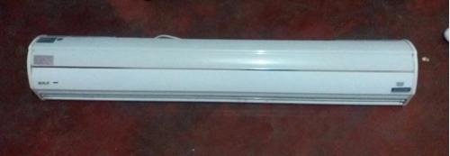 cortina de aire acondicionado cold point (usado)