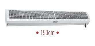 cortina de aire de 150 cm agratto - oferta imperdible-