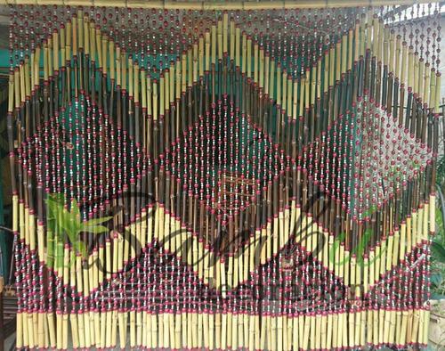 cortina de bambú 1.80 x 1.50 cm persiana diseños varios