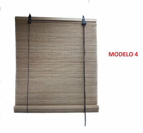 cortina de bambú importada 70x200