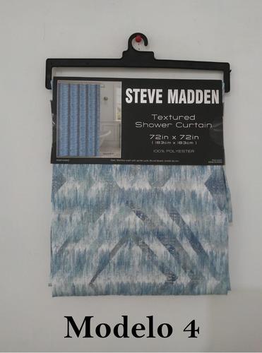 cortina de baño de tela, cortinas moderna con ganchos