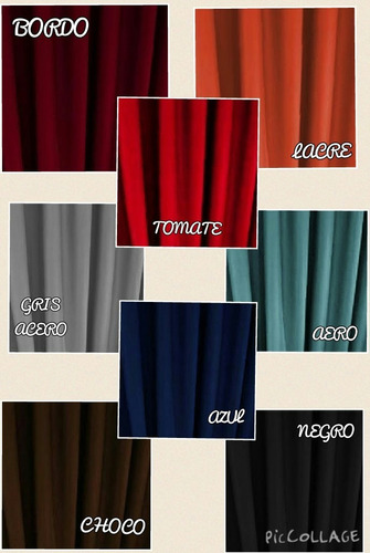 cortina de blackout textil 100% lavable