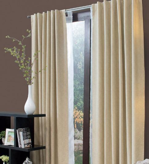 Cortina De Blackout Textil 100% Lavable X M2 Confeccionada   $ 250