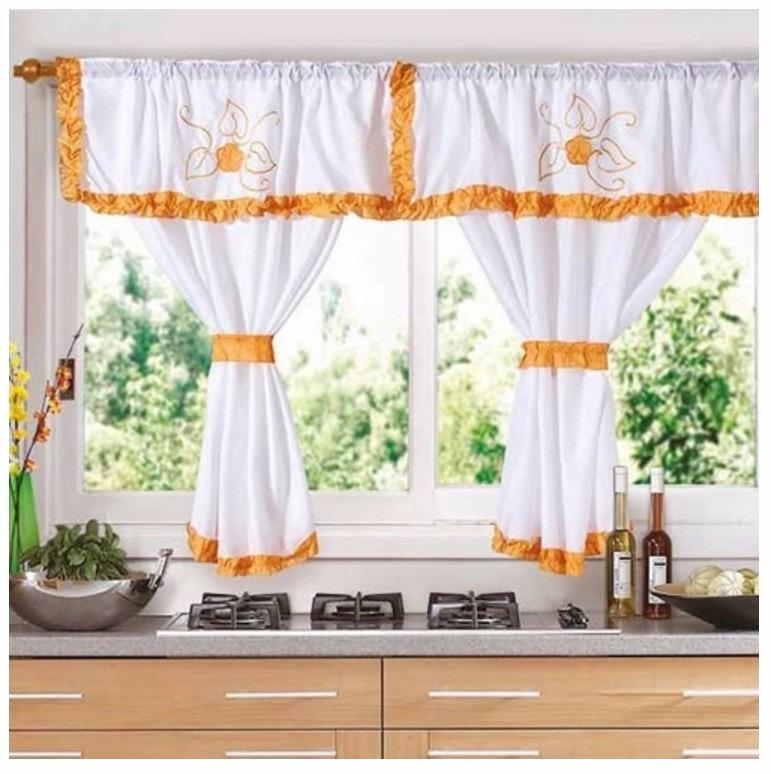 Cortina cocina cortina de cocina visillo vino cortinas for Cortinas de tela para cocina