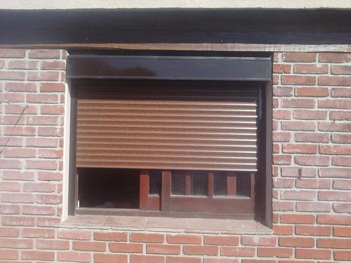 cortina de enrollar en pvc 1,20 x 1,80