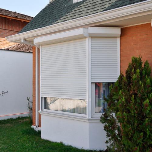 cortina de enrollar - sin albañilería - pvc - 150 x 120
