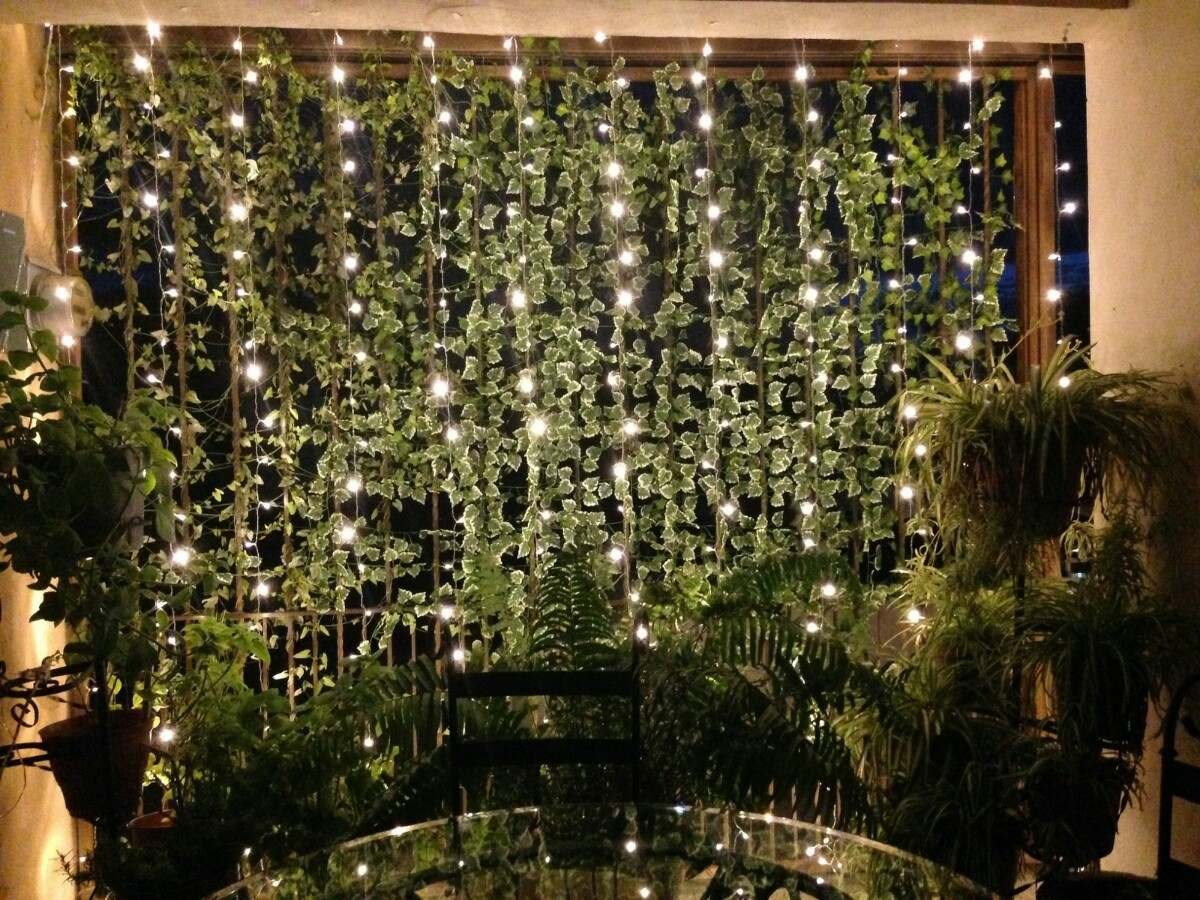 Cortina de leds 3x3m decoraci n vintage bodas y eventos for Cortinas vintage