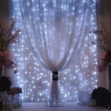 cortina de luces led 3x3mt alquiler lluvia led bodas fiestas