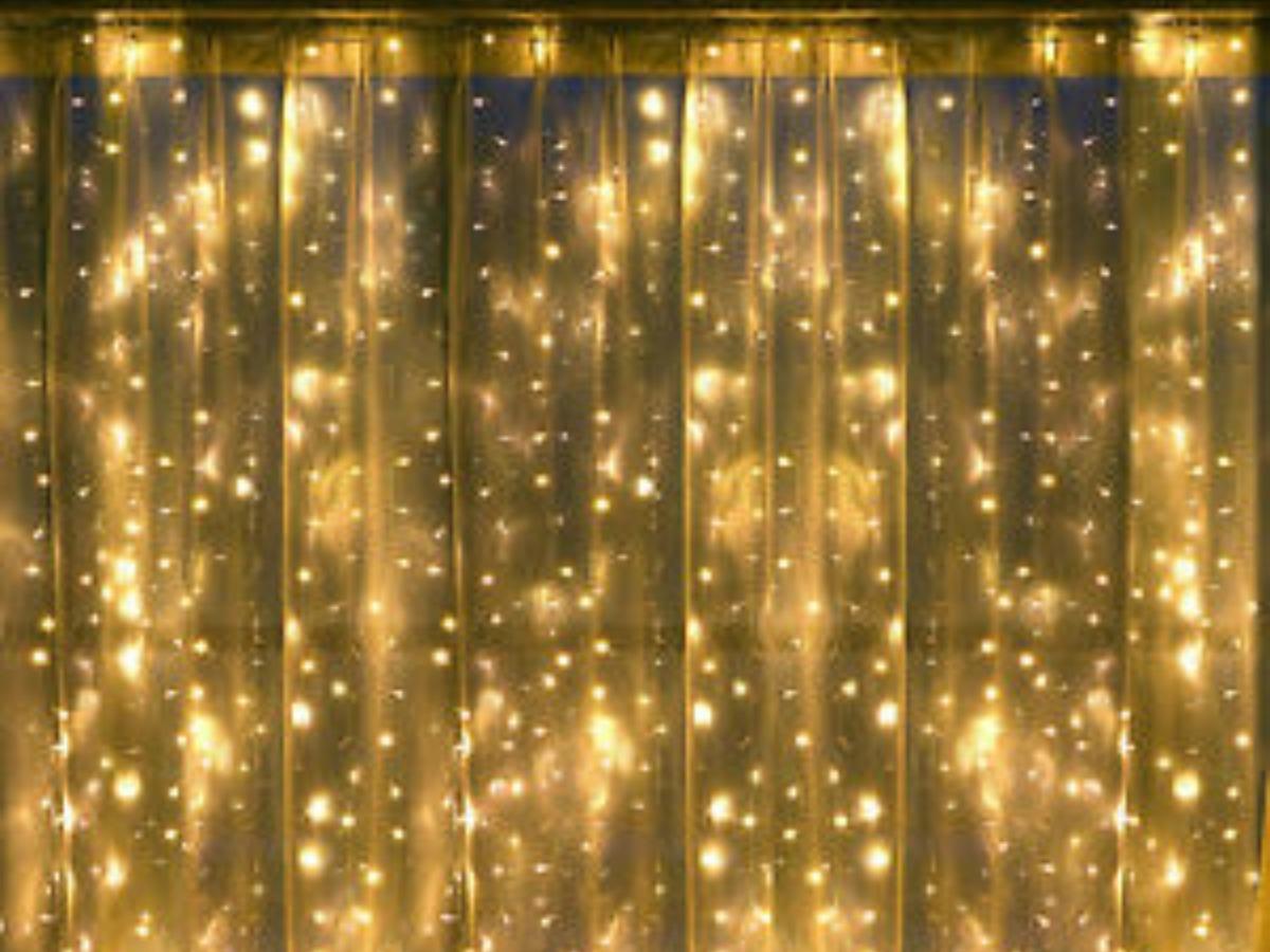 Luces led calidas guirnalda luces de navidad led calido x - Luces led calidas ...