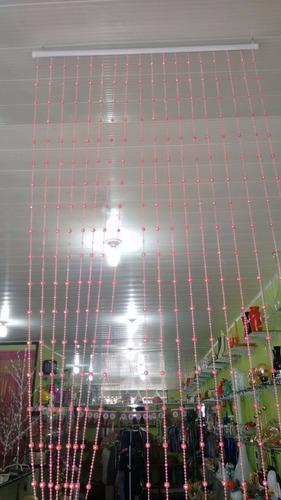 cortina de miçangas acrilicas, cortinas decorativas(1,70x80)