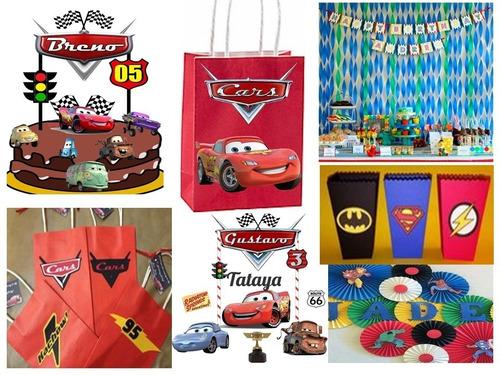 cortina de pape piñatas  pompones banderidecoración infantil