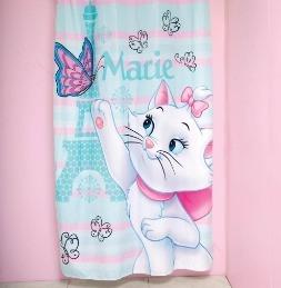 cortina de tela marie