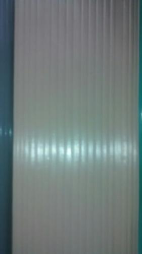 cortina de tiras plastico semi pesado aislante tipo almacen