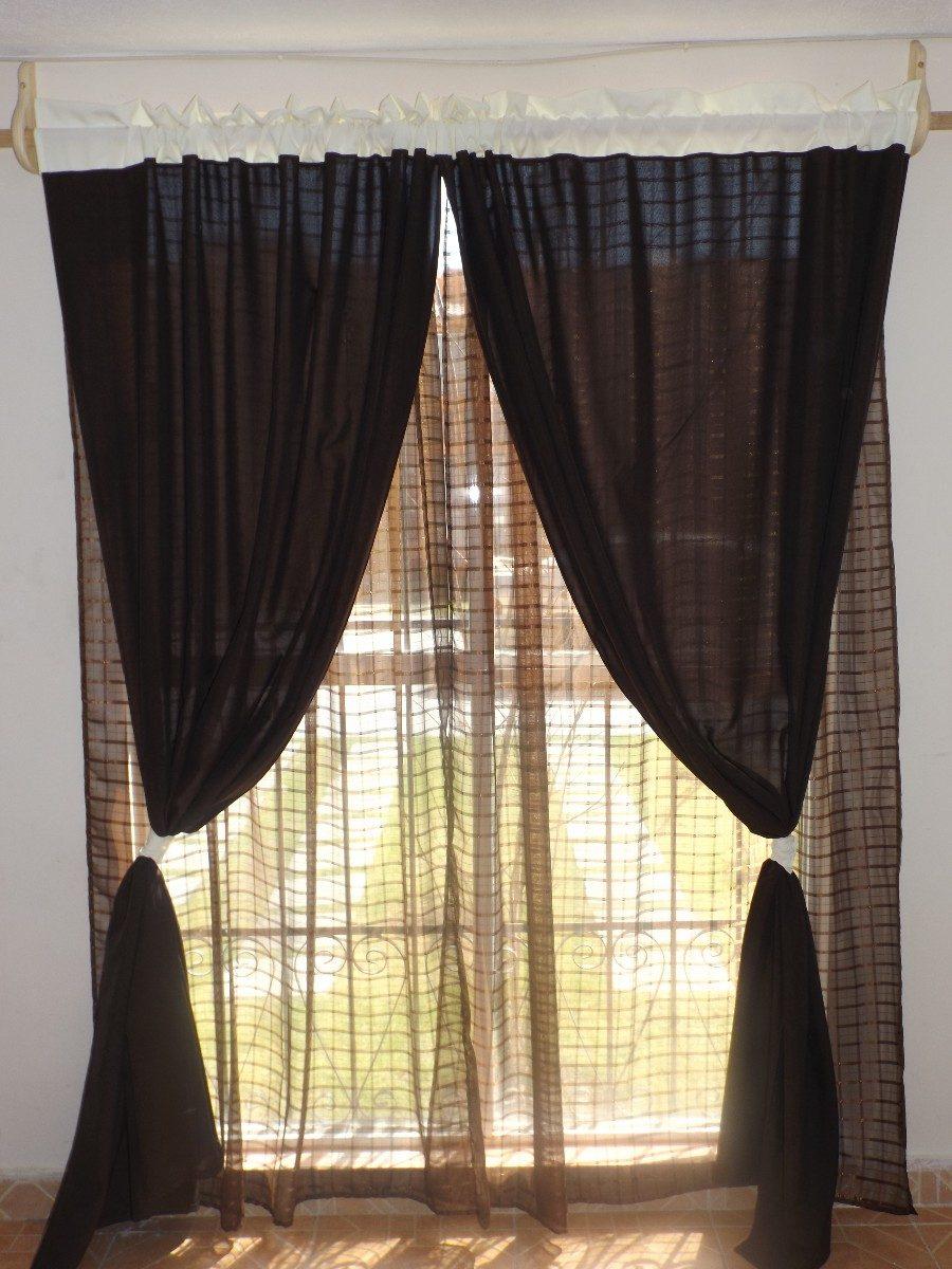 Cortina de ventana bloquea sol en mercado libre for Anillas con pinza para cortinas