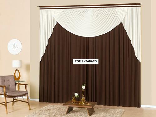 cortina decoração casa