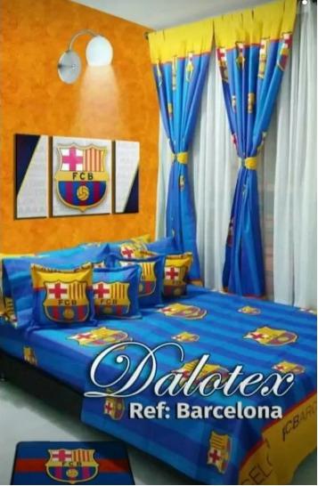 Cortina dos paneles barcelona varios estilos - Comprar cortinas barcelona ...