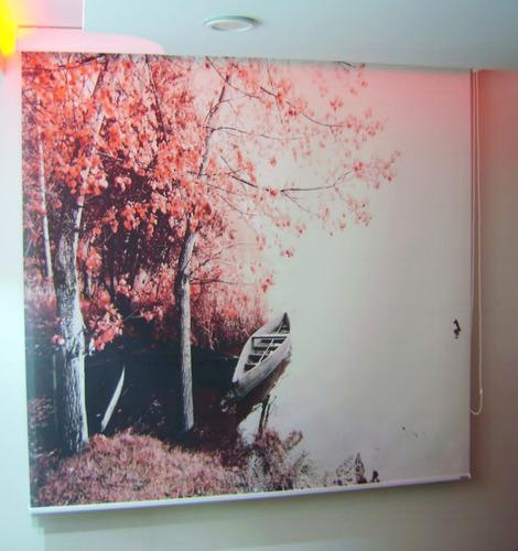 cortina enrollable persianas