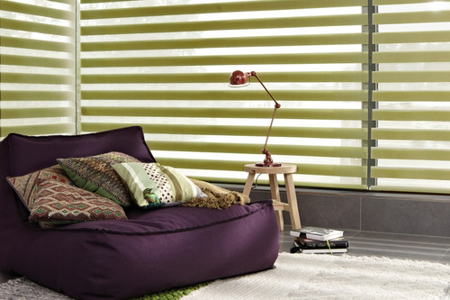 cortina enrollable roller duo eclipse suset -25% su