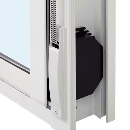 cortina enrollar + abertura pvc + 1590mm x 1655mm + dvh