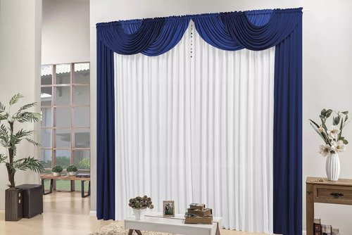 cortina esmeralda quarto  sala 4m tabaco enxoval varão duplo