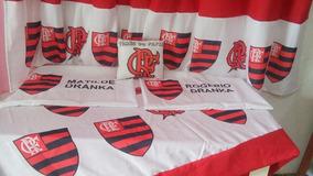 0932a3a398 Cortina Flamengo Jogo De Quarto Casal Flamengo