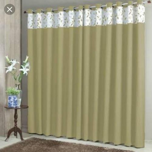 cortina genebra para sala e quarto