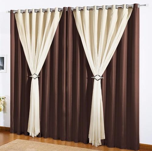 cortina grande e comprida 3,00 largura x 3,50 altura