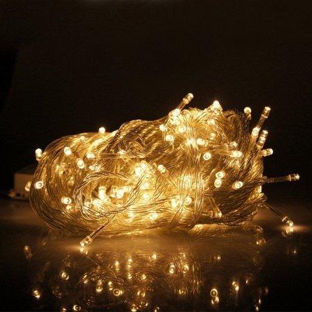 cortina led guirnalda 3 mts arroz navidad blanco calido deco