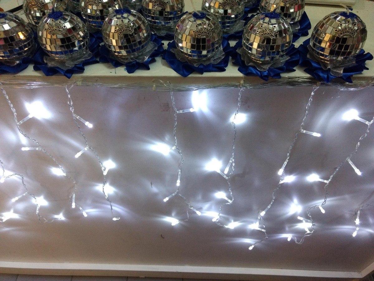 0cbb142696b cortina lluvia cascada 100 luces blanco 3mtros 15 años-bodas. Cargando zoom.