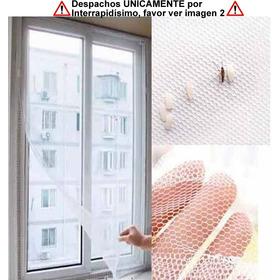 Cortina Malla Anti Mosquitos Mosquitero Insectos Ventanas