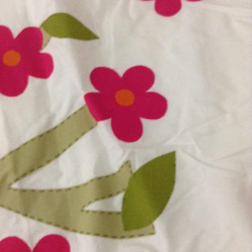 cortina maravilhosa de patchwork - nova- linda