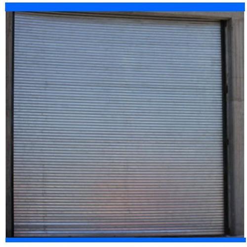 cortina metálica en oferta! de 2.70 x 2.50.galvanizada.