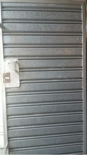 cortina metálica galvanizada