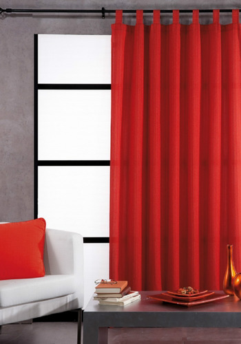 cortina moderna  sala o cuarto, 1,45 ancho x  2,35 alto