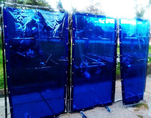 cortina móvil en sparkfilm - vr x metro líneal