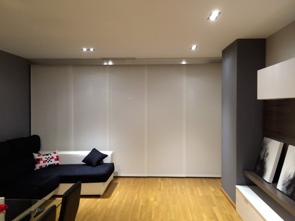 Cortina panel japones en mercado libre for Panel japones moderno