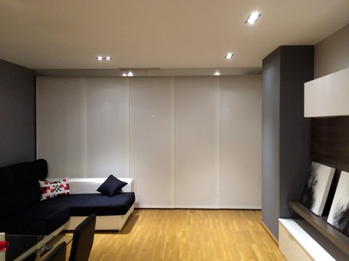 cortina panel japones