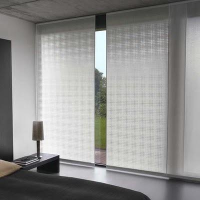 cortina panel oriental deslizante (caballito + pilar).