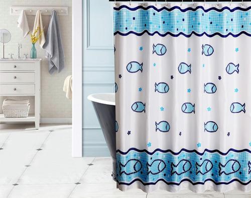 cortina para baño