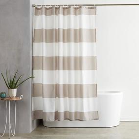 Cortina Para Baño Ducha 183x183 Elegante Lujosas Esencial