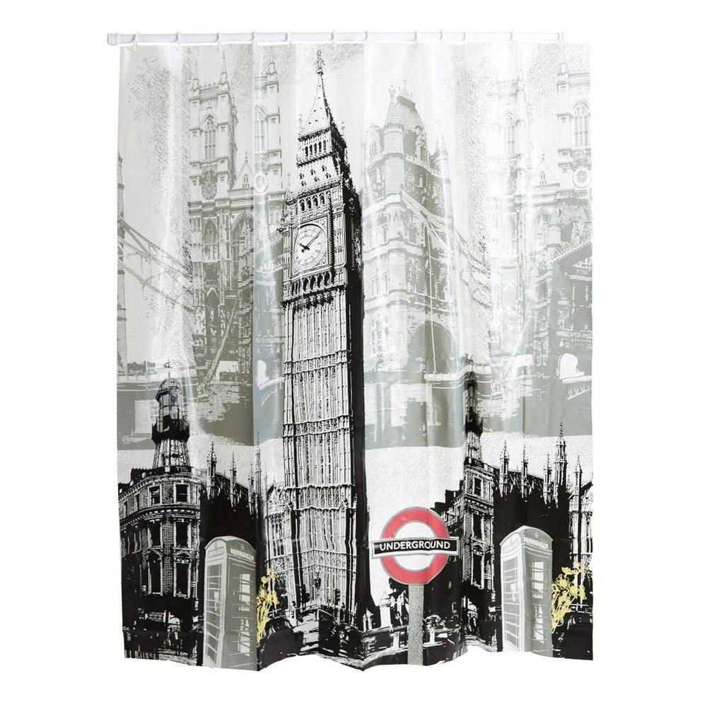 Cortina Para Ba O Morph Dise O Ciudad Londres