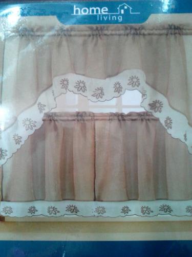 cortina para cocina