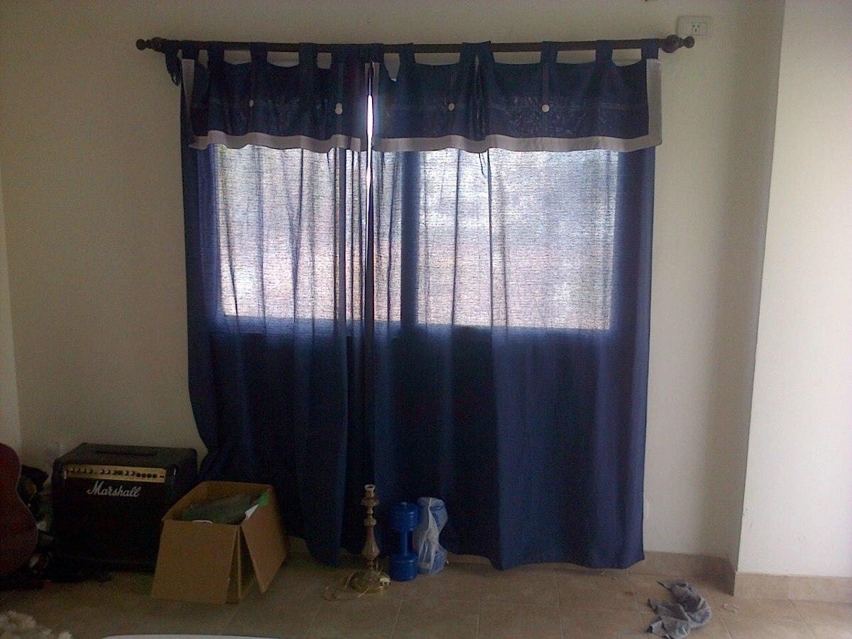 cortina para habitacin o comedor de tela